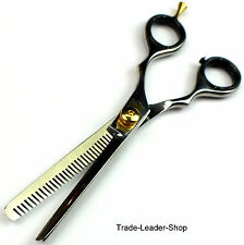 Ciseaux à effiler coiffeurs acier inox 15 cm NATRA salon scissor hair style