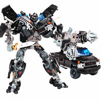 Jeep Robot Car Transformers 4 Autobot Action   Ironhide  Figures Toys  Xmas gift
