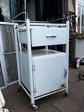 Steel Art Deco Antique Cabinets