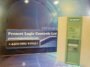 Siemens Simoreg DC Master, 6RA7018 6DV02 0
