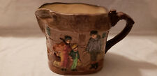 """Royal Doulton Peggotty David Copperfield Dickens Ware 4 3/4"""" Pitcher Jug 1940"""
