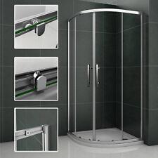 900x900mm Quadrant Shower Enclosure Panel Walk in Corner Entry Cubicle Door Tray