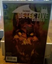 New ListingDetective Comics(2015) #45 Bill Sienkiewicz Monsters Variant Cover!