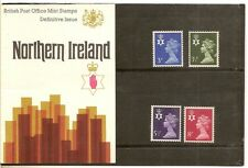 GB 1974 Northern Ireland Definitive Pack No. 61
