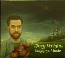 CD Joey Wright - Country, Music Original Packaging