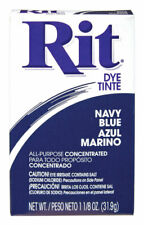 NEW! Rit Navy Blue For Fabric Dye 83301