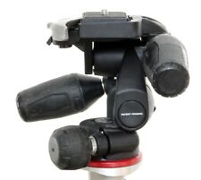 Fluid drag upgraded Manfrotto 804-3W.