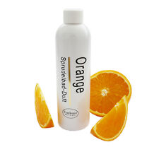 (€ 5,94/100ml) Badezusatz Whirlpool Zubehör Orange, Whirlpoolduft 250 ml