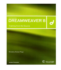 Dreamweaver 8 Training from the Source by Khristine Annwn Page (French) (Pb)