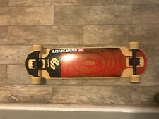 Comet Downhill Proffesional longboard with caliber trucks and zombie hawg wheels