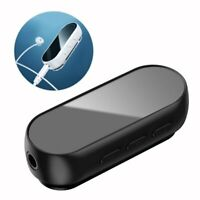 3,5mm Jack Wireless Bluetooth Empfänger Sender Adapter Musik AUX Audio Reciever