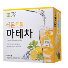 Korean Lemon Detox Yerba Mate Tea 40 Tea Bag Health Diet Tea