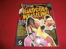 HARDCORE WRESTLING: 100% UNAUTHORIZED Ultimate Strategy Guide WWF, WCW, & ECW