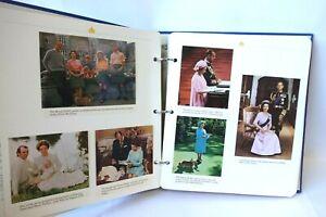 THE ROYAL WINDSOR FAMILY PHOTO ALBUM COLOUR SCRAP BOOK 1978 - 1983