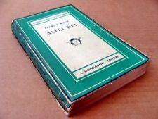 """134) """"ALTRI DEI"""" di Pearl S. Buck (1a edizione Mondadori 1941)"""