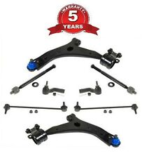 Mazda 3 5 Driver & Passenger Lower Control Arms and Ball Joint Assembly 8Pc Kit