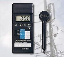 Professionnel électrosmog -/Champ Magnétique-Appareil de mesure & Sonde EMF rayons mesure es1