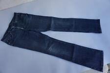 CAMBIO Damen Stretch Jeans Hose Gr.38 L34 darkblue stonewashed TOP #6k
