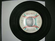 Pop 45 Randy & The Rainbows Happy Teenager/ Dry Your Eyes Rust VG