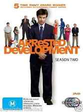 Arrested Development : COMPLETE Season 2 : NEW DVD