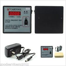100MHz--1GHz Car SUV Key Digital Frequency Tester Kit Wireless IR Remote Control