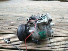 Saab 9-3 Convertible Hatch 99-03 Sanden AC ACC Aircon Compressor Pump