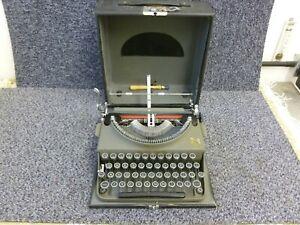 Vintage Imperial The Good Companion Typewriter - Grey Colour