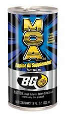 BG Products MOA - Engine Oil Supplement