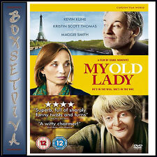 MY OLD LADY - Maggie Smith **BRAND NEW DVD***