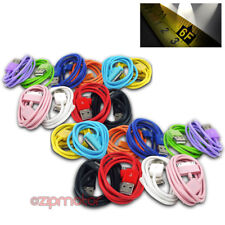 20X 6FT 30PIN USB SYNC DATA POWER CHARGER CABLE CORD IPHONE IPOD TOUCH NANO IPAD