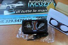 INCLINOMETRO TREKKING PER FIAT PANDA 4x4 OLD 141 FINO AL 2003 LOGO PANDA 4X4