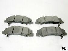 Front Ceramic Disc Brake Pads Set for 2006-2013 Chevy Impala w/o Police PKG