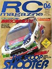 RC magazine 2012 June 6 Japan Book Japanese hpi WR8 FLUX Castrol Ford Fiesta