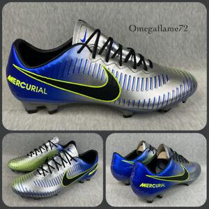 Nike Vapor XI Elite FG NJR Neymar R9 CT3612-160, Sz UK 11, EU 46, Football Boots