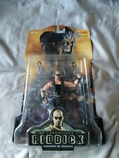 The Chronicles Of Riddick, Riddick Figure *Rare, hard to find*