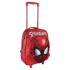 Cartable À roulettes Trolley Spiderman