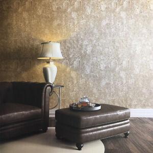Tapete Gold Betonoptik Struktur Vliestapete f/ür Wohnzimmer oder Schlafzimmer PREMIUM QUALIT/ÄT Made in Germany 10,05 x 0,53m Neu 31754