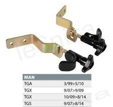 2x Additional Door Locks Security Anti-Theft MAN TGA 1999-2010 TGX TGS 2007-2014