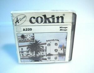 Cokin A220 Mirage Filter Series A New filter used box. / ship by FedEx —M802