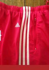 "Adidas Women's Track Pant Size Large Pink Short / Capri 22"" Inseam"