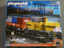 Playmobil Eisenbahn 5258 Set in der OVP