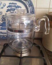 PYREX Percolators & Moka Pots & Turkish Coffee Pots