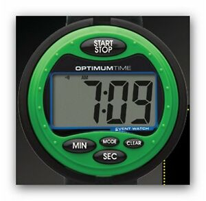 Horse Event Watch (Green)  - Optimum Time Equestrian Eventing OE 398