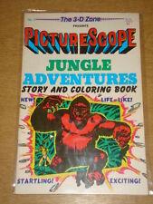 PICTURE SCOPE #1 3D ZONE JUNGLE ADVENTURES
