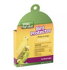 New listing Wild Harvest 8-in-1 Bird Protector Protect Your Birds / Cages from Lice & Mites