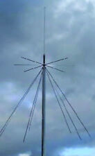 MFJ-1868 HF+VHF+UHF DISCONE ANTENNA 25-1300 MHz SO-239 +LIVRAISON RAPIDE MFJ1868