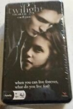 TWILIGHT The Movie CARD GAME*MINT in SEALED Collectors TIN*New/NIB*2009 Cardinal