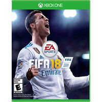 FIFA 18 Xbox One [Brand New]