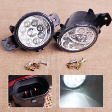2x LED Scheinwerfer Links Rechts Nebel Licht Tagfahrlicht fit Infiniti Nissan