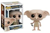 FUNKO POP 17 HARRY POTTER  DOBBY FIGURINE VYNILE